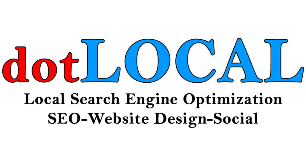Website Design and Local Search from dotLocal SEO
