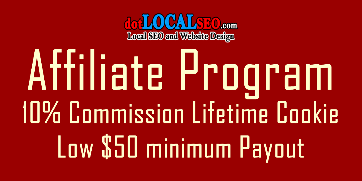 local seo affiliate program
